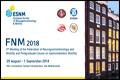 FNM 2018 - 3rd Meeting of the Federation of Neurogastroenterology and Motility and Postgraduate Course on Gastrointestinal Motility